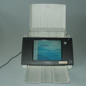 742- Canon network scanner, ImageFormula ScanFront 300