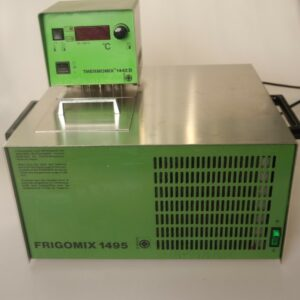 1146- Used Figromix 1495 with immersion thermostat Thermomix 1442 D