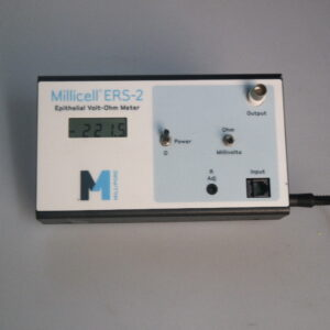 Used Millicell ERS-2 epithelial Volt-Ohm meter