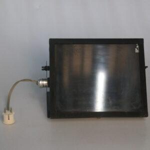 1218- Used Kodak utility safelight lamp