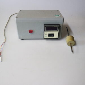 1178- Used Shimaden SR35 Temperature Controller with temperature sensor