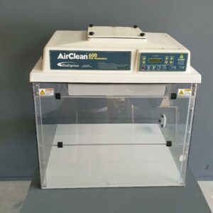 1303 - Used AirClean Systems PCR Workstation