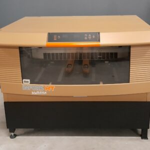 1322 - Used Infors Multitron incubated shaker