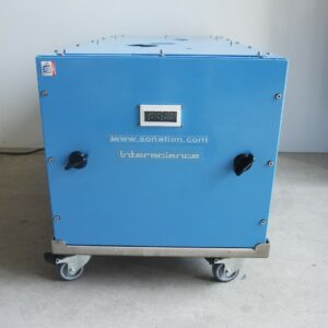 1324 - Used Sonation noise reduction box SSH11
