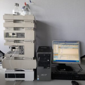 1339 - Refurbished Agilent 1100 HPLC system with 1200 VWD detector