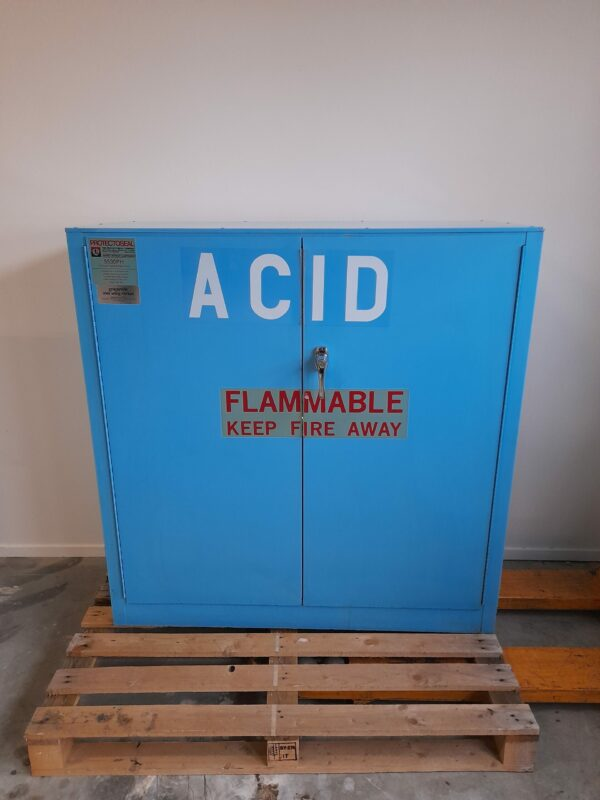 1365 - Used Protectoseal Chemical Safety Cabinet
