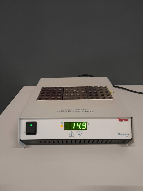 1373 - Used Thermo Scientific Multi-Blok heater