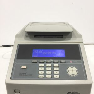 Used GeneAmp PCR System 9700