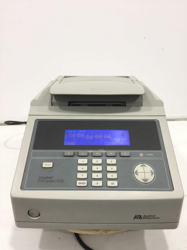Used GeneAmp PCR System 9700