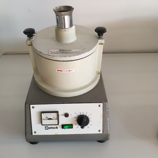 Used Retsch ZM1 centrifugal mill