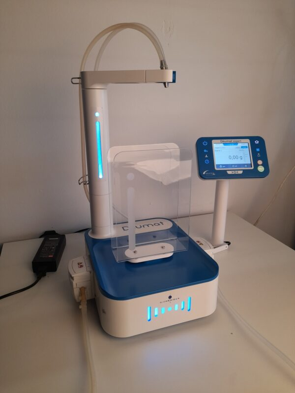 1407 - Used Biomerieux Blue Line Dilumat Expert Evo