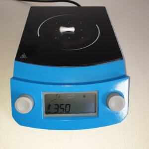 Used magnetic stirrer with heating Schott SLR