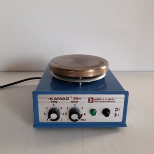 1444 - Used IKA IKAMAG RH magnetic stirrer with heater