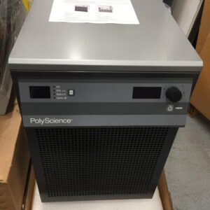 As new Polyscience 6300 chiller with turbine pump