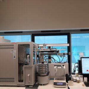 Used Leco TruMac CNS analyzer