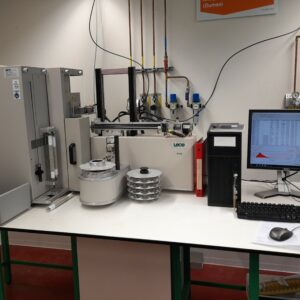 Used Leco RC 612 multiphase C and water analyzer