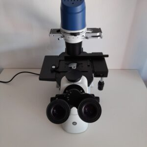 As new Euromex Oxion Inverso microscope