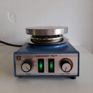Tweedehands IKA Combimag RCT magneetroerder met verwarming
