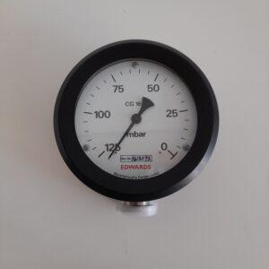 As new Edwards CG 16K capsule dial gauge