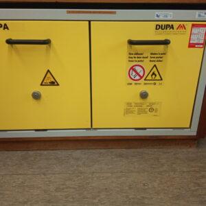 Used Dupa 2 safety storage cabinet