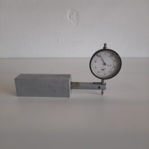 Used analogue thickness gauge