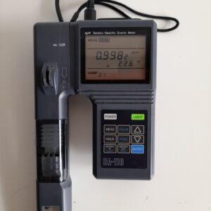 Used KEM Density meter DA-110