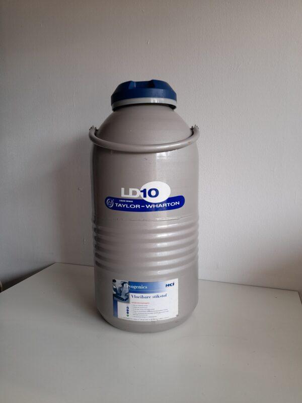 Used Taylor Wharton liquid dewar LD10