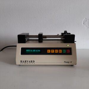 Used Harvard Apparatus syringe pump 11